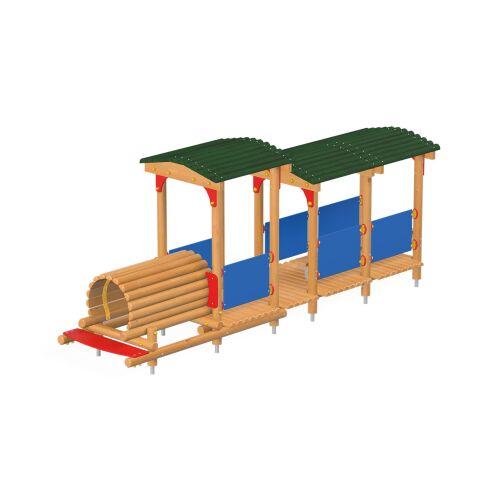 Locomotive with Carriage - 3501EPZ