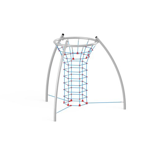 Rope net tunnel - 4336