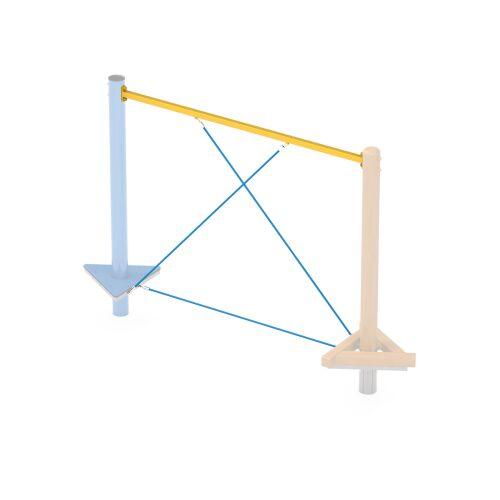 Module 7 - Rope cross - 2907