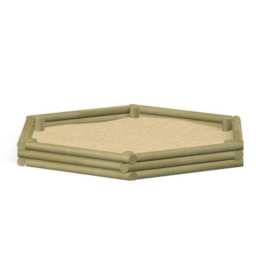 Hexagonal Sandbox - 3706