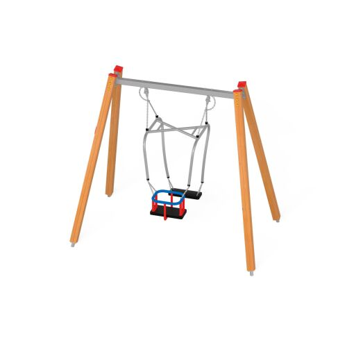 Quadro Swing 31202 with Parent and Child Seat - 31233