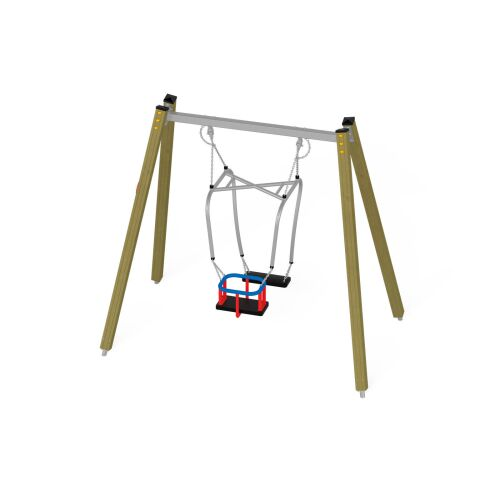 Triangulo Swing 31203 with Parent and Child Seat - 31234