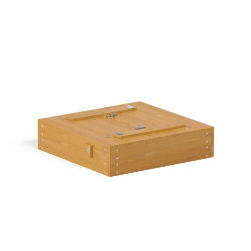 Sandbox with bench - 3794