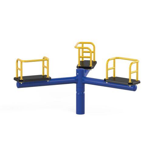 Triple Carousel - 3209Z