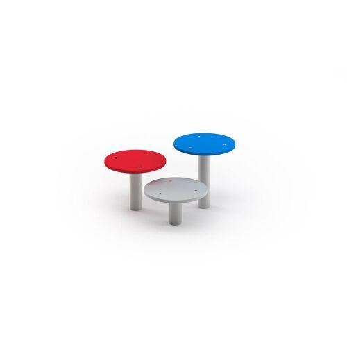 Triple platform - P011-H