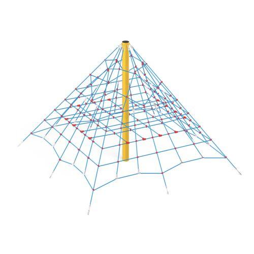 Rope net Small Pyramid - 4306Z
