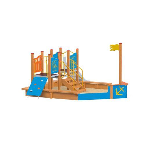 Ship Sandpit Quadro 12156 - 12156EPZN