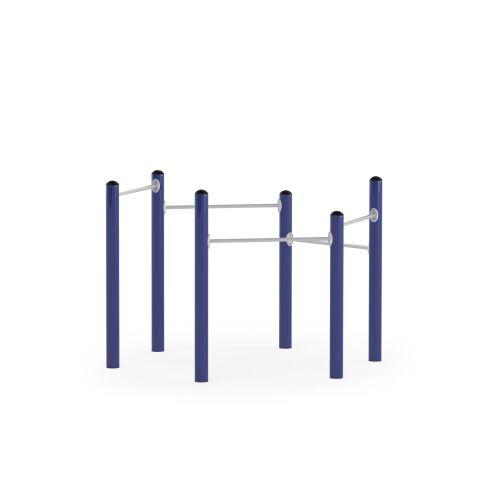 Hexagonal Bars DG001 - 42347