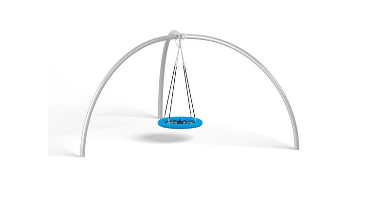 Swing on three legs with Birdnest - 3186Z.jpg